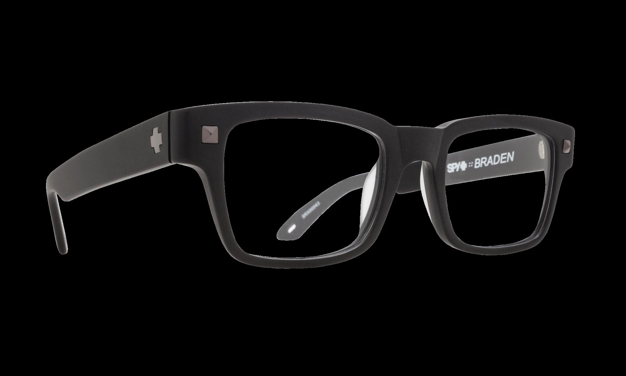 24840a727688 Spy Optic Braden Progressive Prescription Eyeglasses FREE S H SRX00043PR. Spy  Optic Eyeglasses.