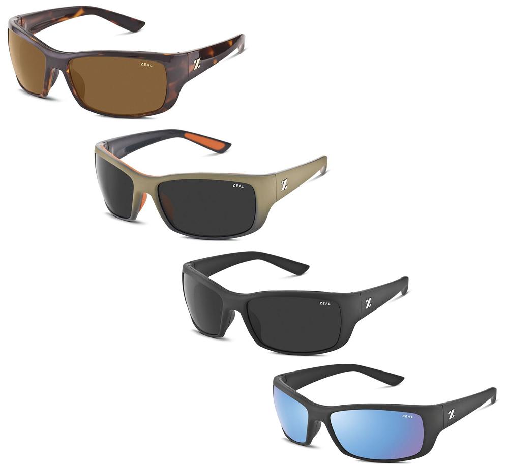 378f0a2a50 Zeal Optics Tracker Sunglasses FREE S H 10961